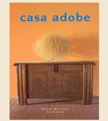 Hacienda style our books mexican design books mexican for Piani casa adobe hacienda