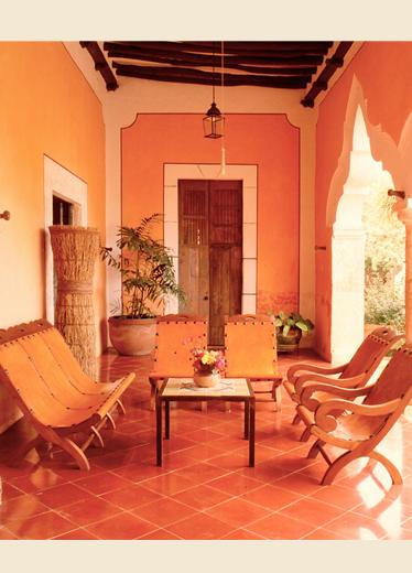 Hacienda Style HACIENDA FURNITURE Furniture