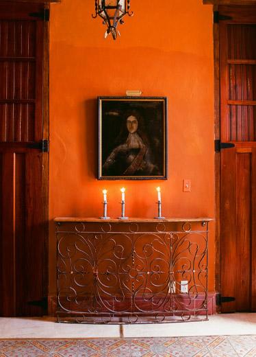 Hacienda style for Spanish hacienda style