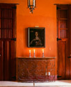 Hacienda style for Piani casa adobe hacienda